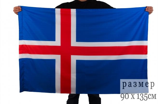 Флаг Исландии, Купить флаг Исландии
