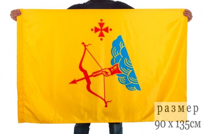 Флаг Кирова к празднику день города Киров
