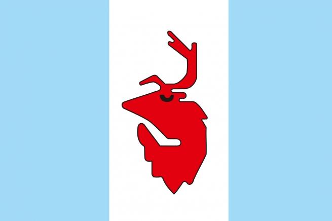 Флаг Корякского округа