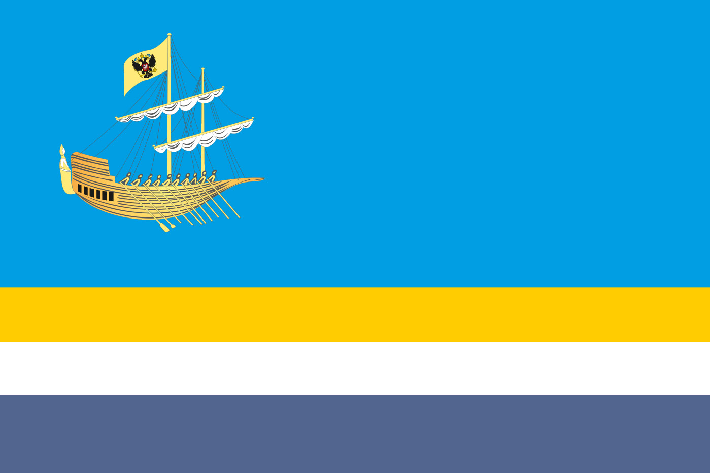 Флаг Костромы