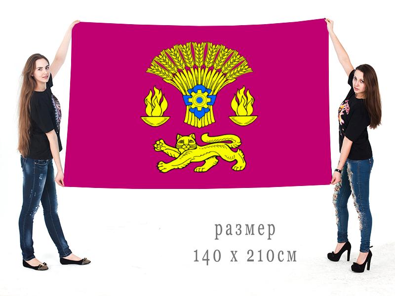 Большой флаг Котовского муниципального района