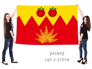 Большой флаг Краснинского муниципального района