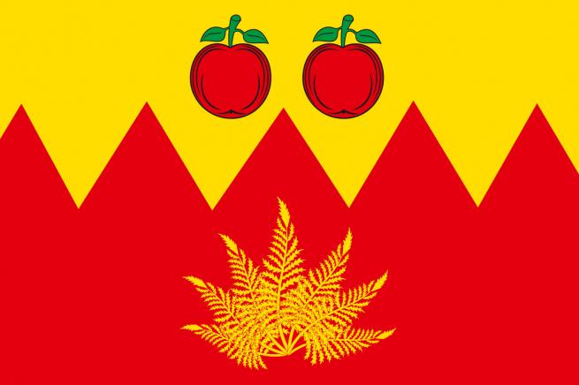 Флаг Краснинского района