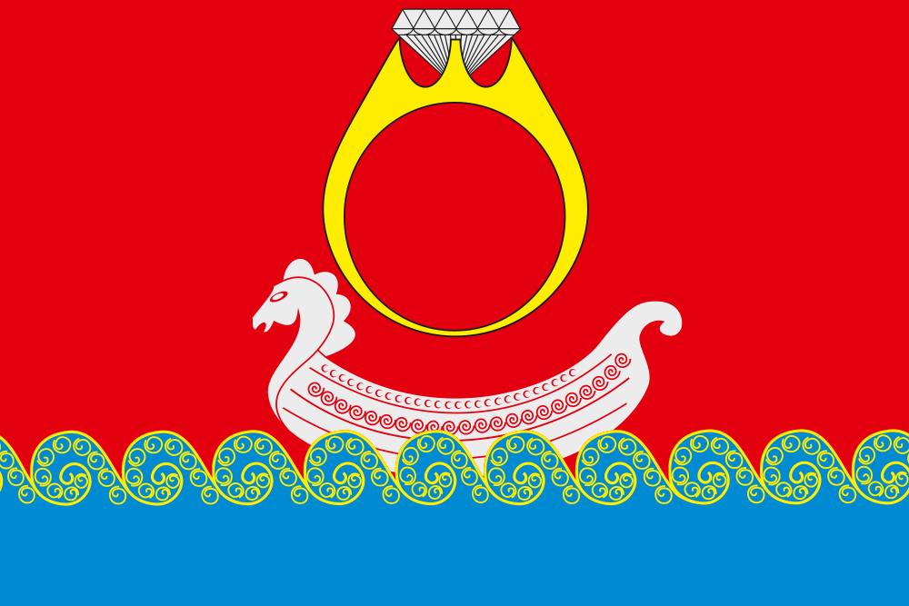 Флаг Красносельского района