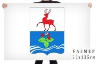 Флаг Кстовского района Нижегородской области