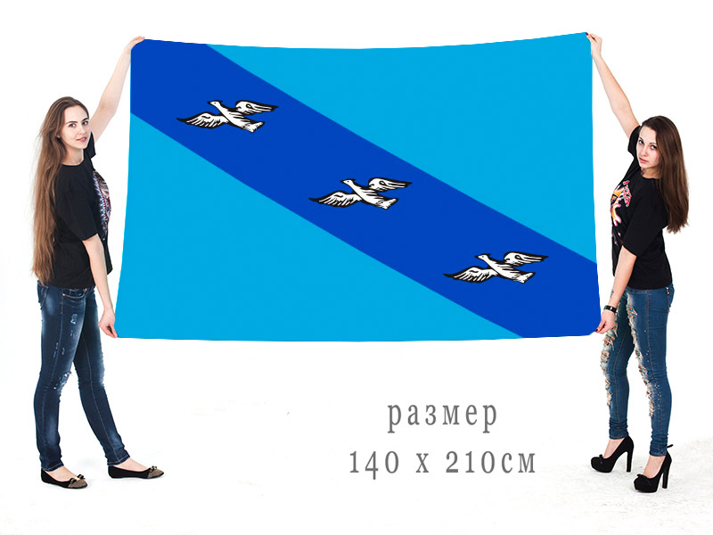 Большой флаг Курска
