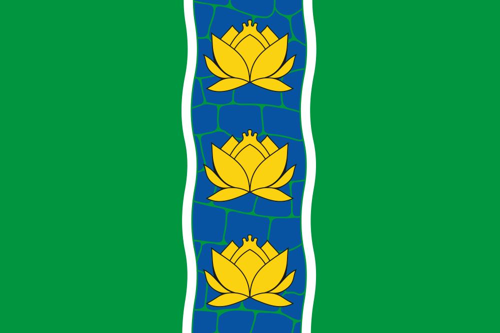 Флаг Кувшиновского района