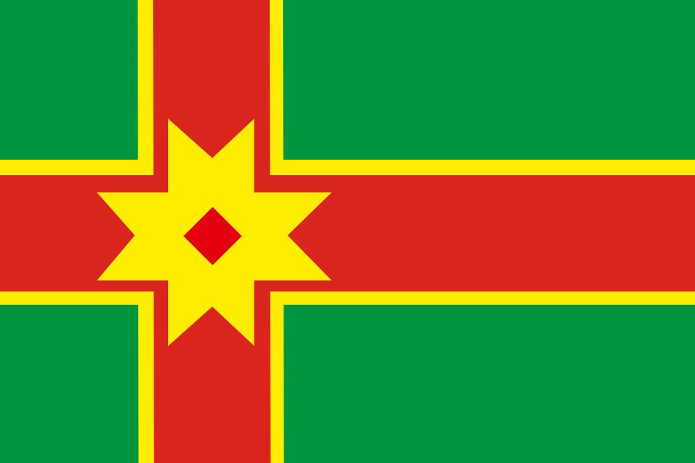 Флаг Лихославльского района