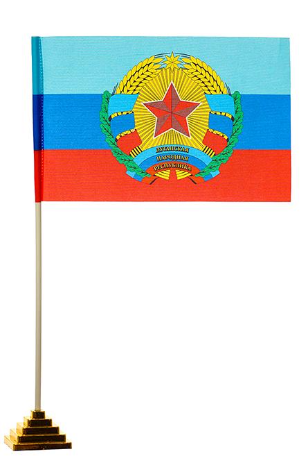 Флаг ЛНР на рабочий стол
