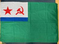 Флаг МЧПВ СССР (на сетке)