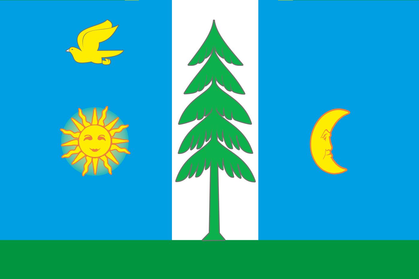 Флаг Михнево