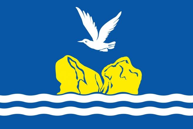 Флаг МО Лахта-Ольгино