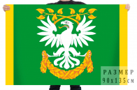 Флаг МО Пискарёвка