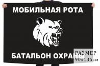 Флаг мобильной роты 292 отдельного батальона охраны 936 арсенала