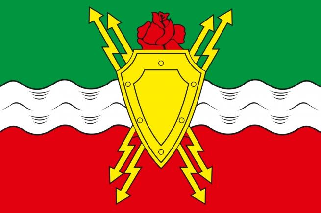 Флаг Молодёжного