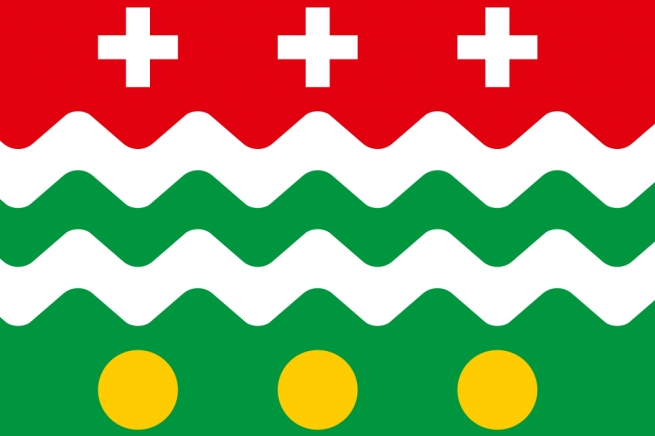 Флаг Молоковского района
