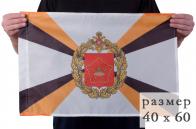 Флаг Московского военного округа - купить недорого