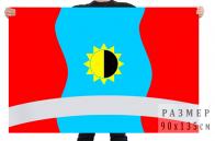 Флаг муниципального образования Алданский район