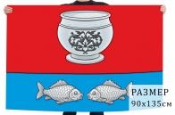Флаг муниципального образования Братеево г. Москва