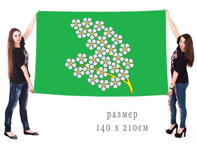 Флаг муниципального образования Черёмушки г. Москва