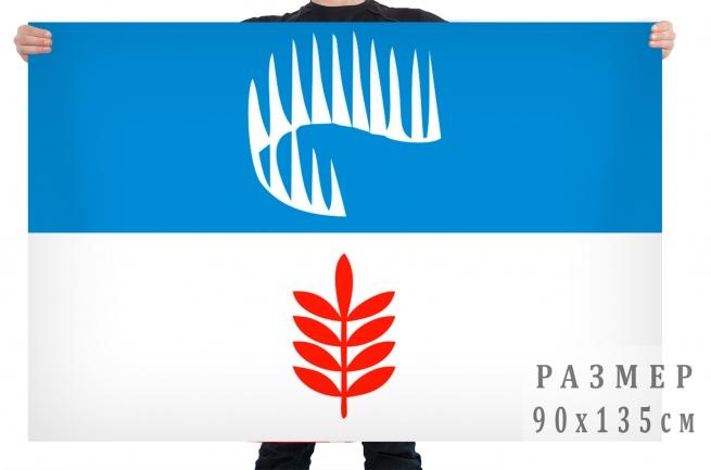 Флаг муниципального образования город Заполярный