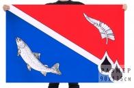 Флаг муниципального образования городской округ Ногликский