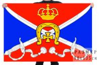 Флаг муниципального образования муниципальный округ Дачное