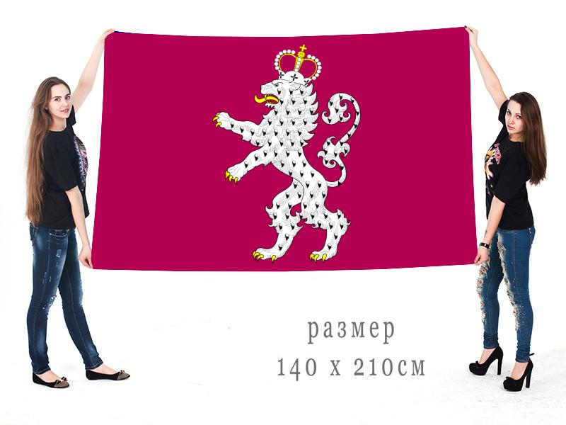 Большой флаг муниципального образования муниципальный округ Княжево