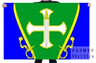 Флаг муниципального образования муниципальный округ Семёновский