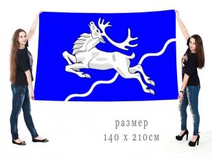 Большой флаг муниципального образования муниципальный округ Северный