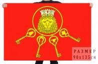 Флаг муниципального образования муниципальный округ Владимирский