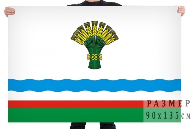 Флаг муниципального образования Олёкминский район