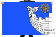 Флаг муниципального округа №7 Санкт-Петербург