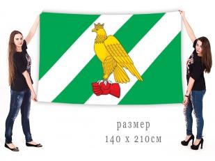 Флаг муниципального округа Сокольники г. Москва