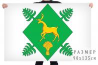 Флаг муниципального района имени Лазо