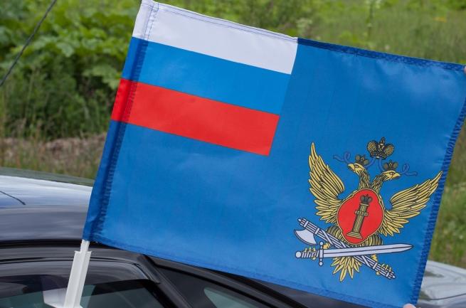 Автомобильный флаг ФСИН