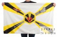 """Флаг на сетке """"РХБЗ"""""""