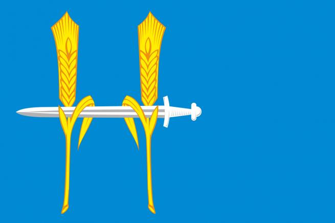 Флаг Нагайбакского района
