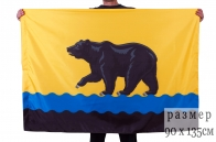 Флаг Нефтеюганска
