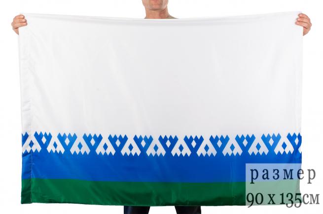 Флаг Ненецкого автономного округа