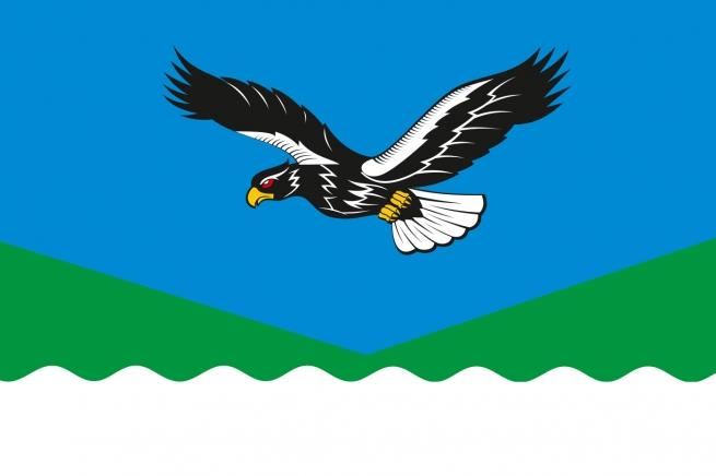 Флаг Николаевского района