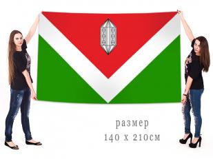 Большой флаг города Никольска Пензенской области