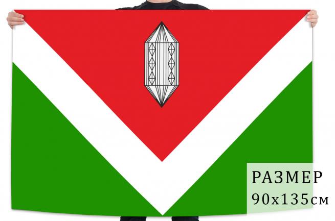 Флаг города Никольска Пензенской области