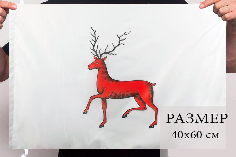 Флаг Нижнего Новгорода 40x60 см