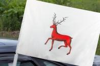 Флаг Нижнего Новгорода на машину