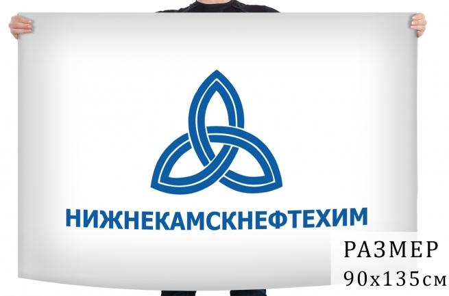 Флаг Нижнекамскнефтехима