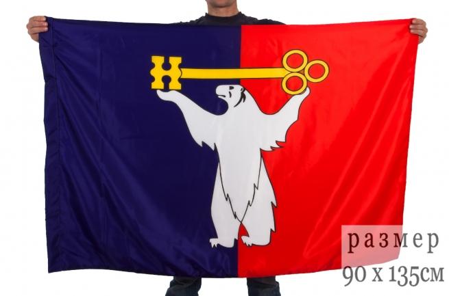 Флаг Норильска