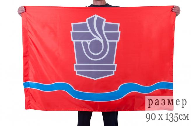 Флаг Новотроицка