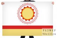Флаг Нуримановского района Республики Башкортостан