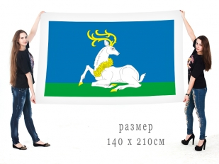 Большой флаг Одинцово